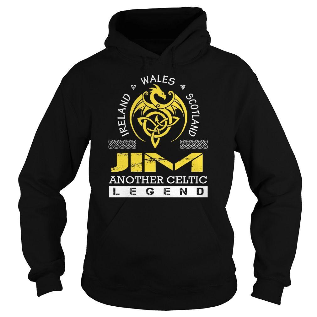 JIM Legend - JIM Last Name, Surname T-Shirt