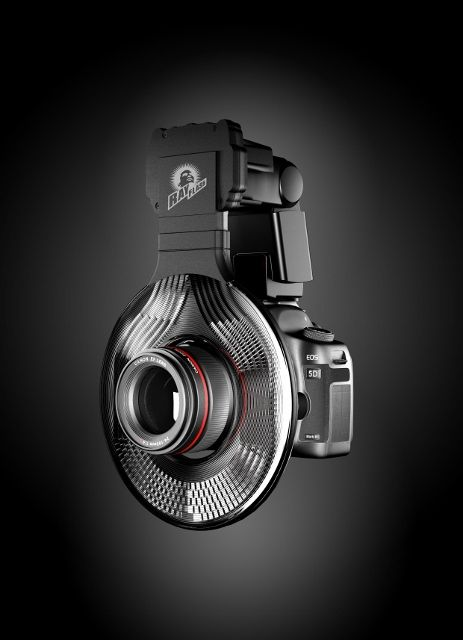 RayFlash introduces universal Ringflash adapter with new clamp design: Digital Photography Review