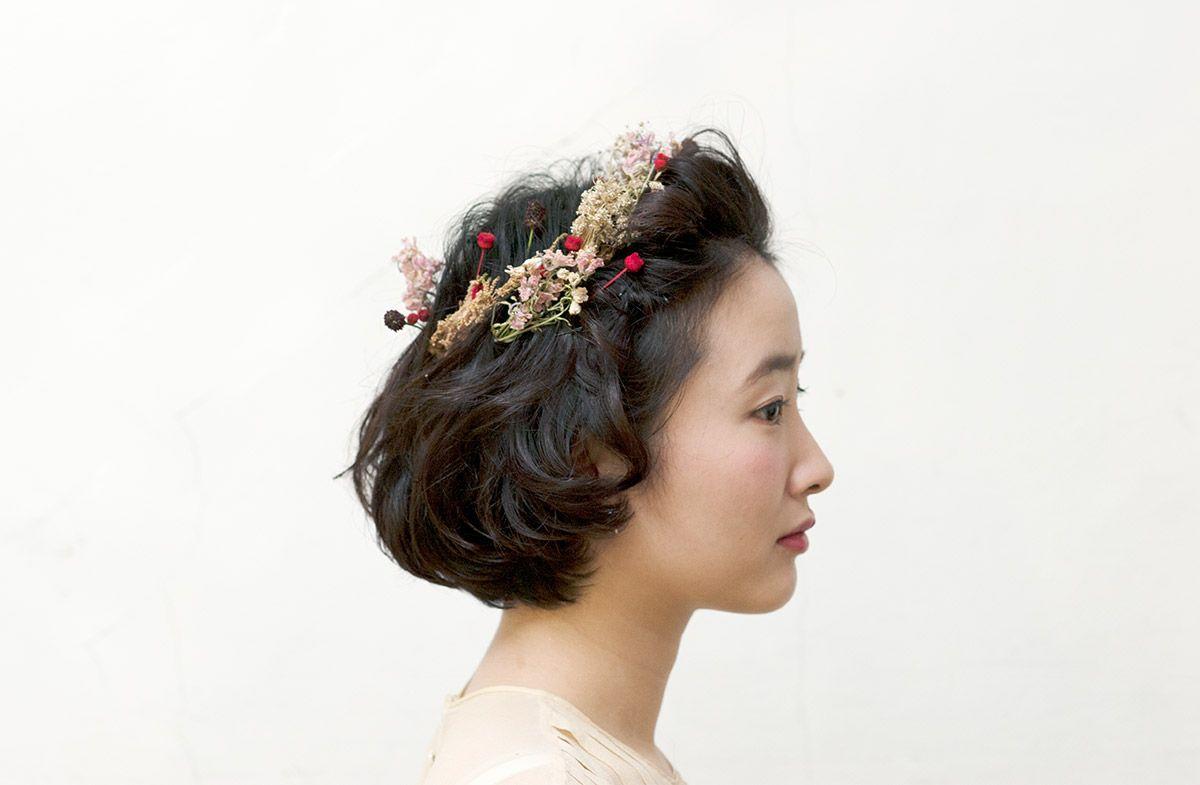 フラワーリース|A bridal+LIM