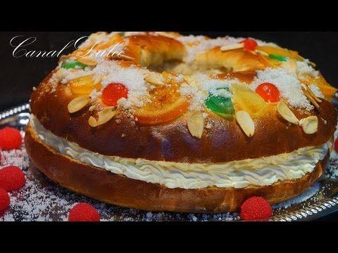 Recetas De Roscones De Reyes