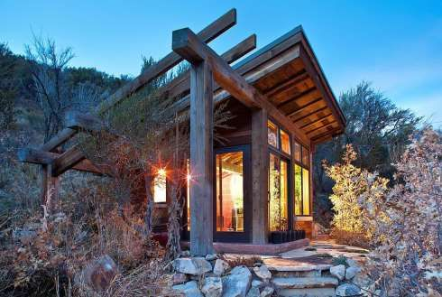 Modern And Timber Frame Cabin Design Cabin Homes
