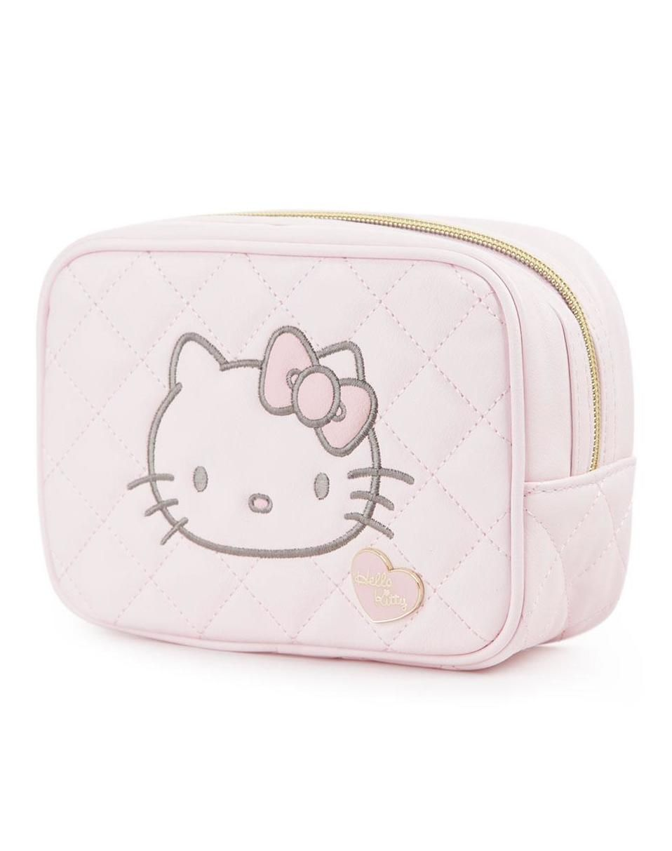 Toiletry Bag. Sweet Bags. Great for traveling or everyday use. Adorable! Hello  Kitty Purse, Hello Kitty Items d9bae10377