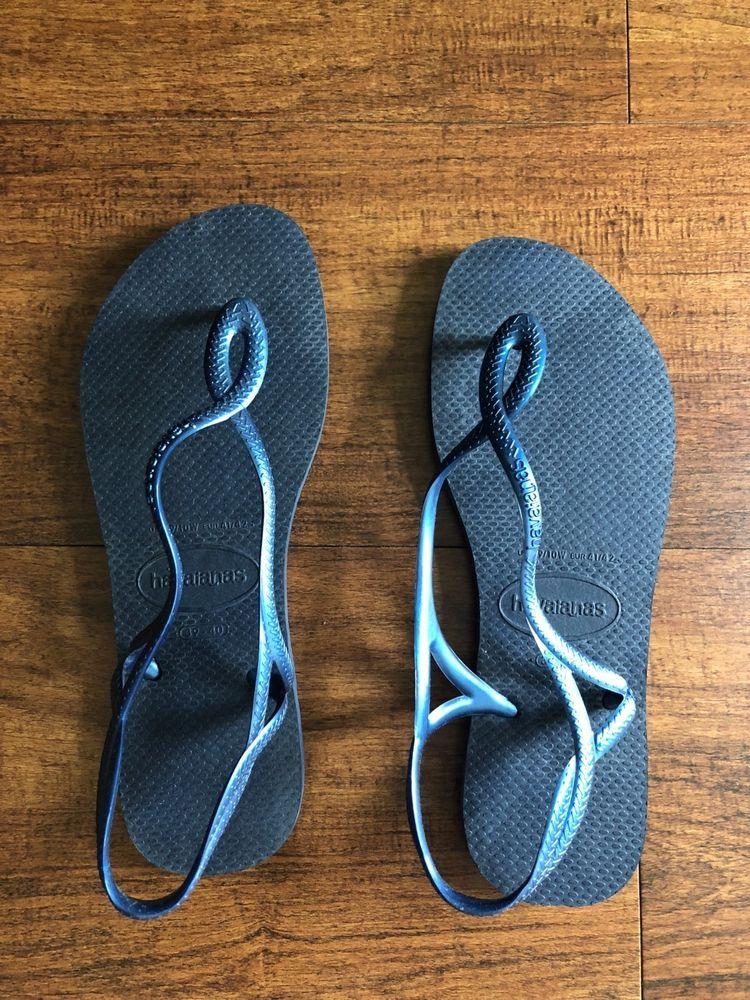 Sandal Usfashion Havaianas Luna Blue New Size Women's 910 PXiOZku