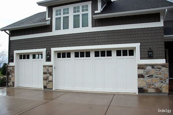 How To Choose The Best Garage Door Style To Match Your Home Garage Door Styles Garage Door Design House Exterior