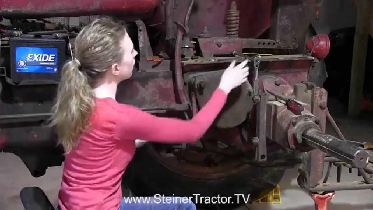Ef F Ccfb Db B F B C F on Tractor Oil Drain