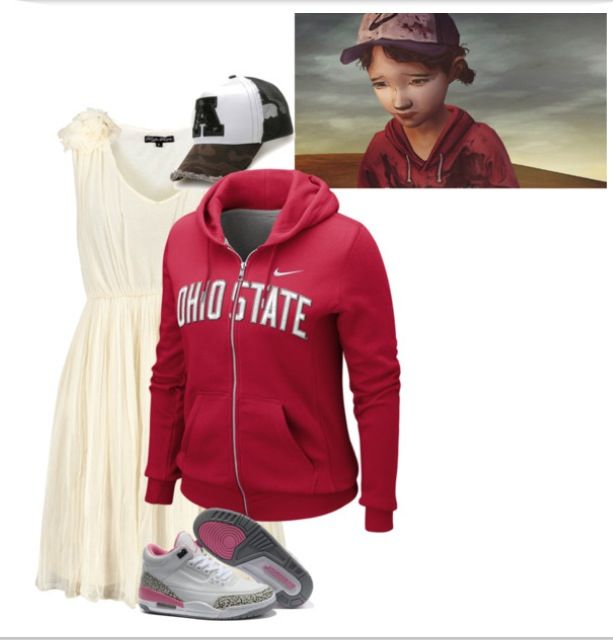 Clementine The Walking Dead Game Outfit I Ll Wear Just For