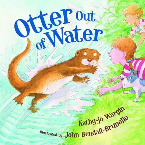 Otter Out Of Water By Kathy Jo Warginhttpamazondp