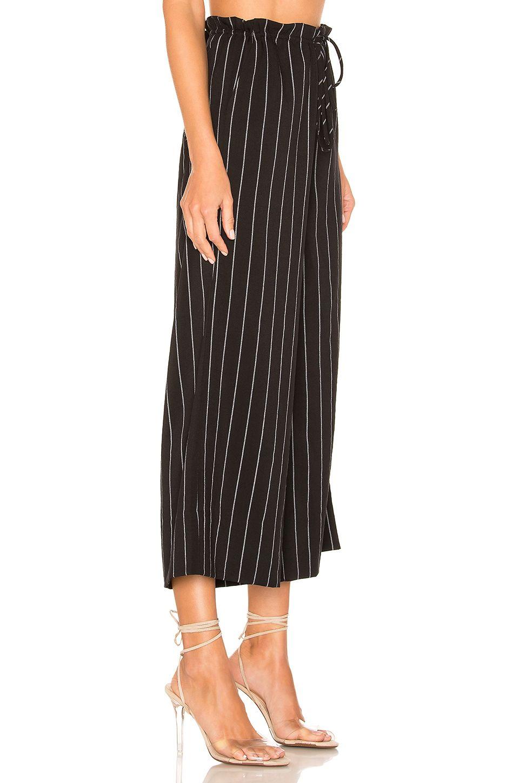 L Academie Envoy Pants In Black Stripe Affiliate Aff Envoy Stripe Black Academie In 2020 Vintage Street Fashion Fashion Street Style