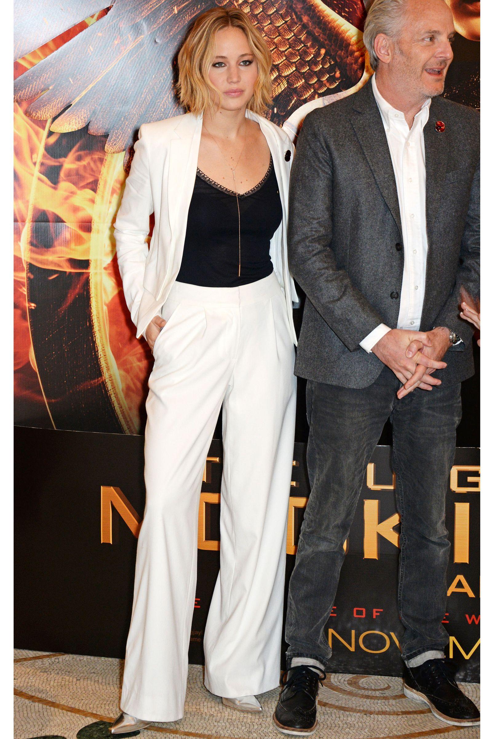 The Hunger Games Jennifer Lawrence: 10 Hot Instagram Pics You