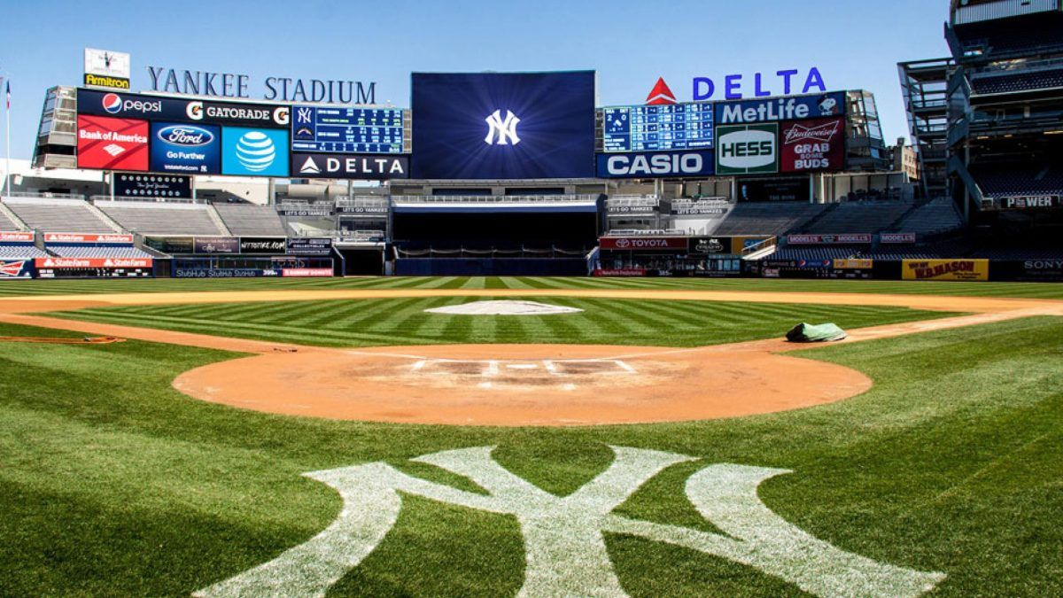 A Drive In Festival To Be Held In A Parking Lot Outside Of New York S Yankee Stadium In 2020 Yankee Stadium Stadium Baseball Stadium