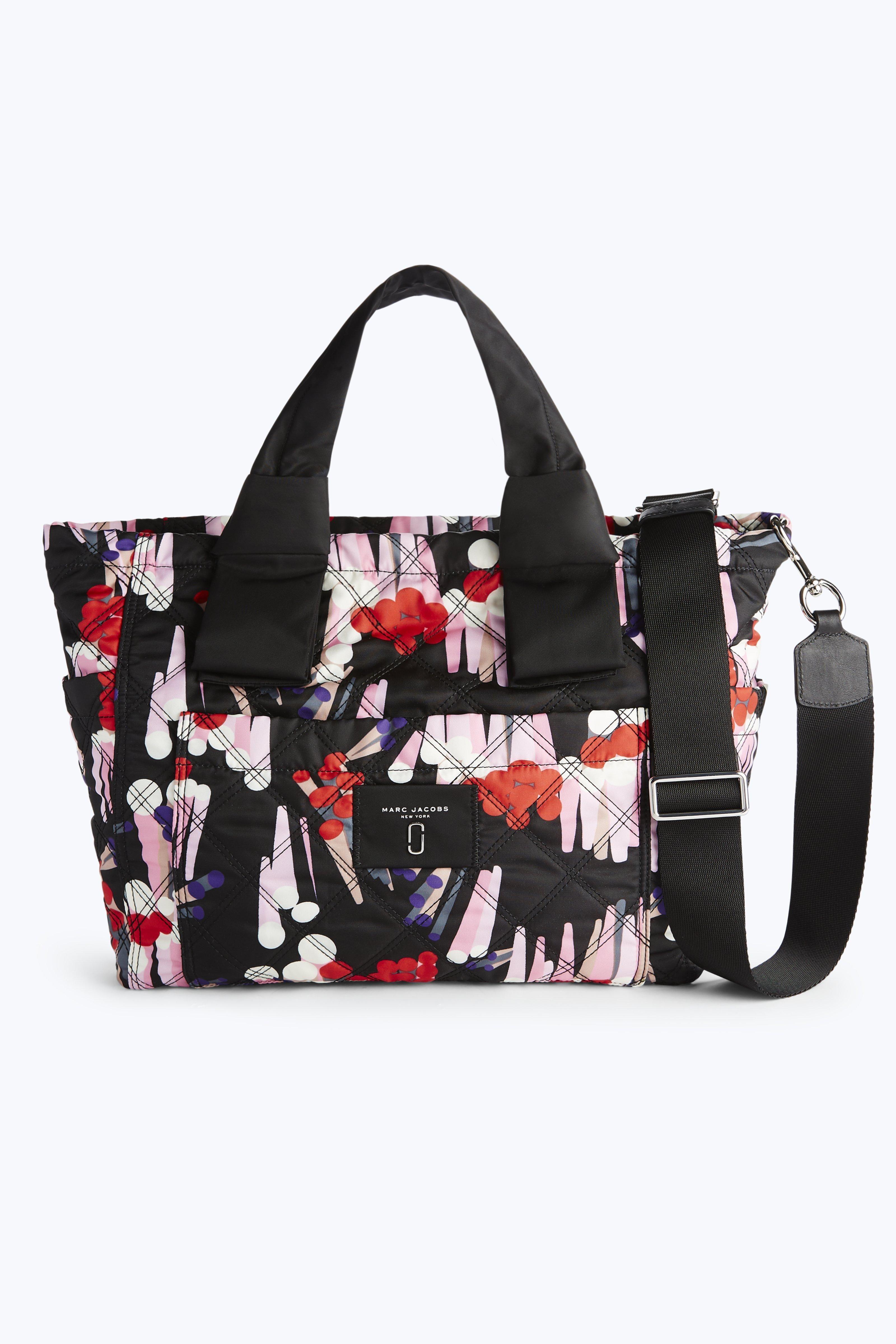 66eb8c97b16a MARC JACOBS Printed Nylon Knot Babybag.  marcjacobs  bags  baby bags  nylon