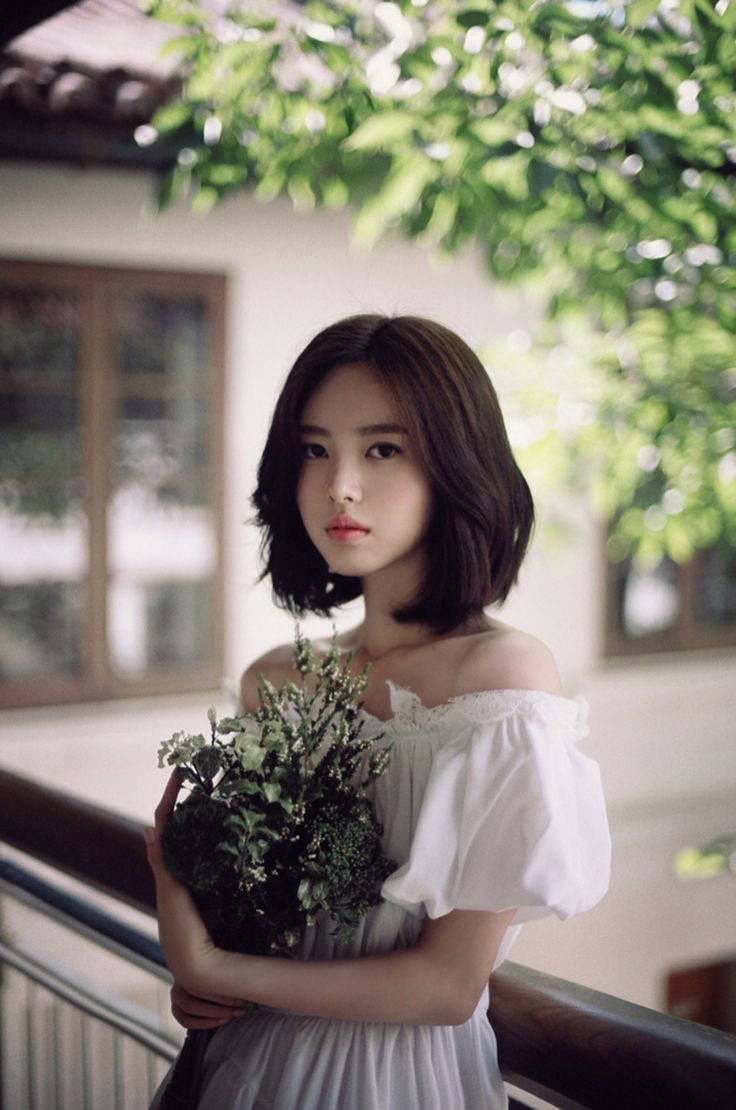pin by หมูอุบล อิอิ on cute in 2019 | hair, hair styles, short hair