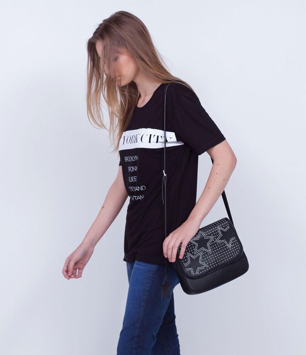 Bolsa Feminina Com Lapela Mondaine : Bolsa feminina modelo transversal com lapela