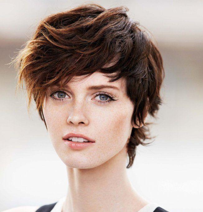 50 coiffures sur cheveux courts inspirées par les stars