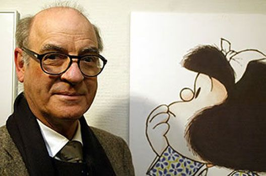Quino - Joaquín Salvador Lavado Tejón
