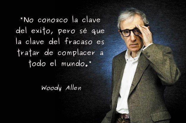 Woody Allen (Citas y video) - Taringa!