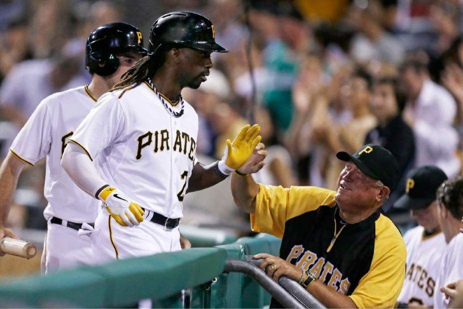 July 13, 2013 — Pirates 4, Mets 2 (Photo credit