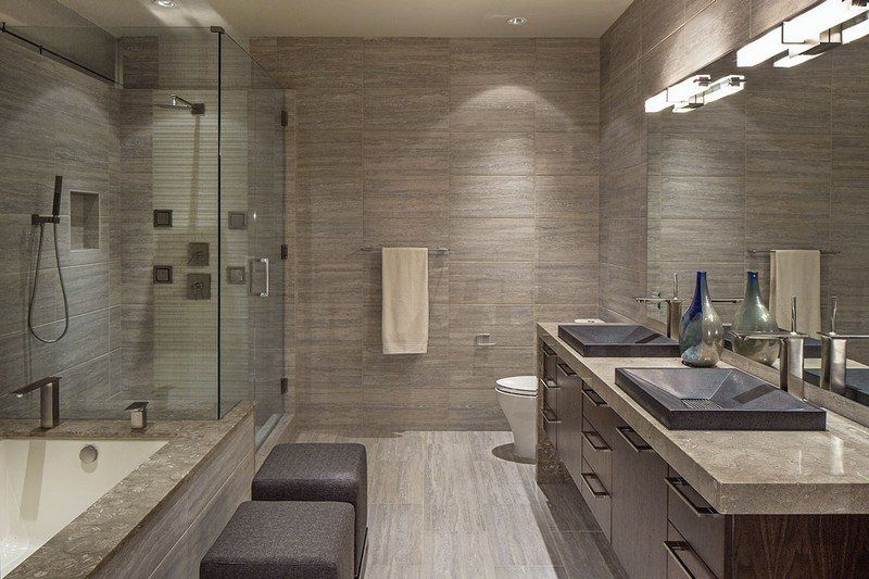 Beautiful Ambiance Salle De Bain Carrelage Gallery - lalawgroup.us ...