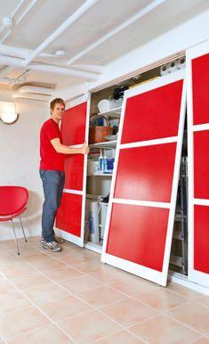 Kellerschrank | Kellerschrank, Schrank selber bauen