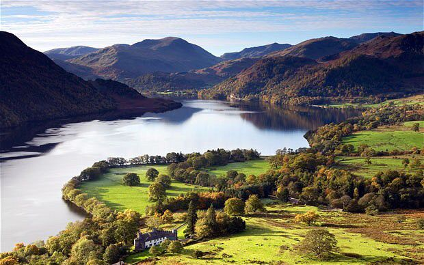 Lake District Cumbia Famous For Its Lakes Forests And Mountains This National Park Provided Lake District Lake District National Park Lake District England