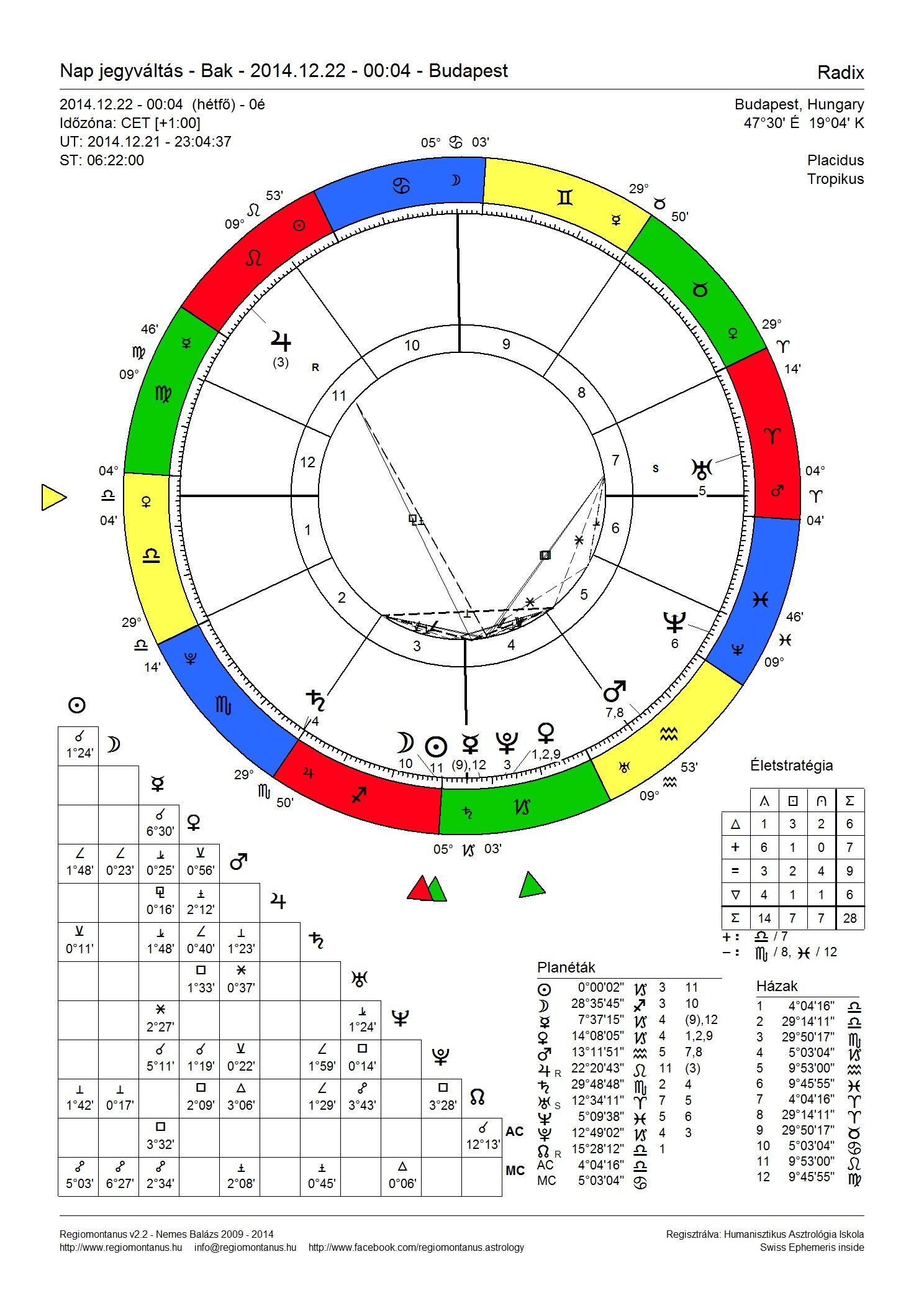 Sun into Capricorn, 20. december 20.   Natal charts, Birth chart ...