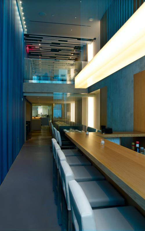 Modern bar nyc menu