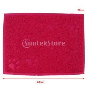 Pet mat dusting pad puppy plastic door anti-slip waterproof …