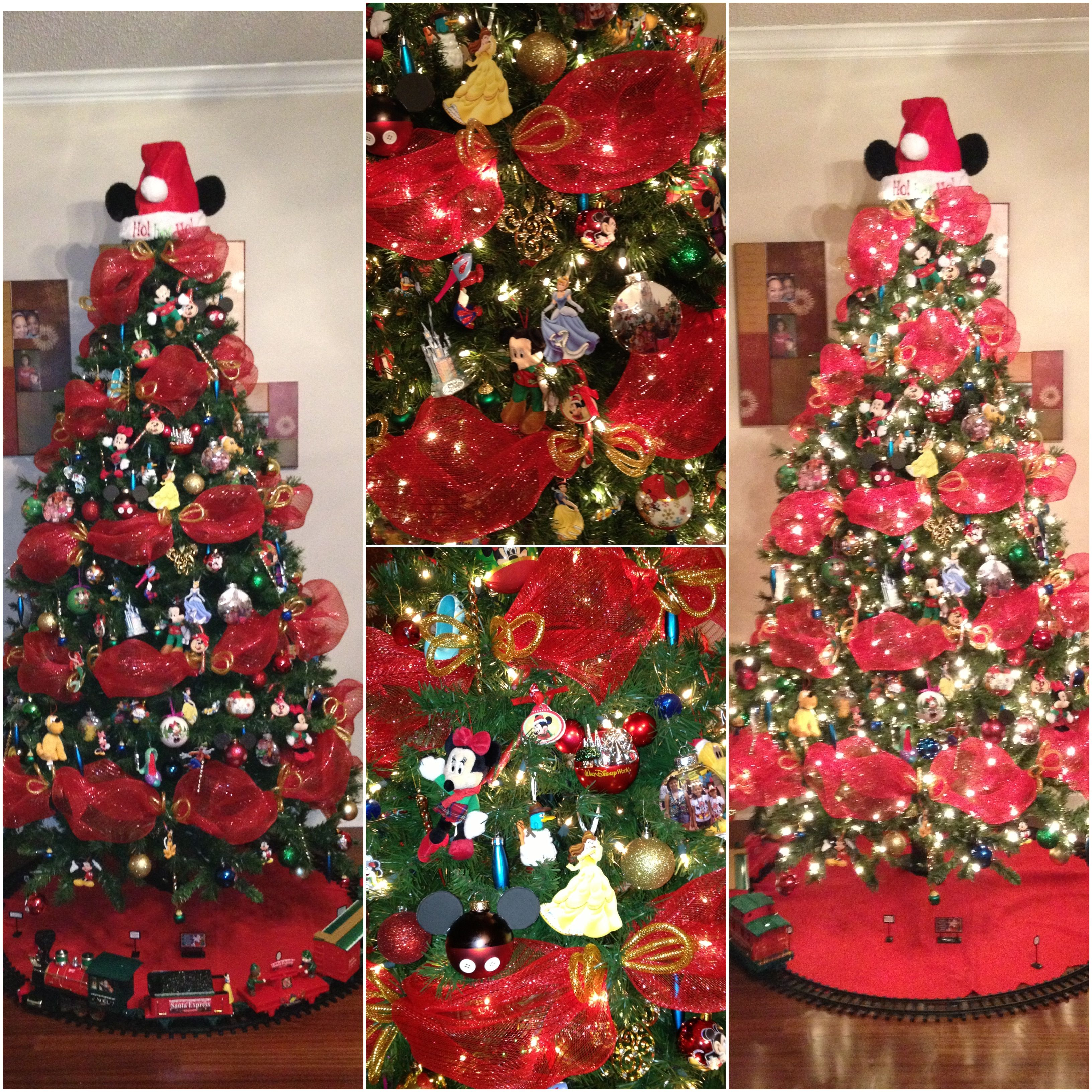 Disney christmas decorations for home - Mickey Mouse Christmas Home Decor Home Design Decor