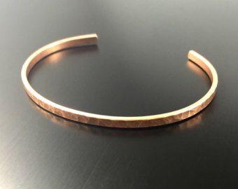 Copper cuff handmade copper bracelet copper bracelet