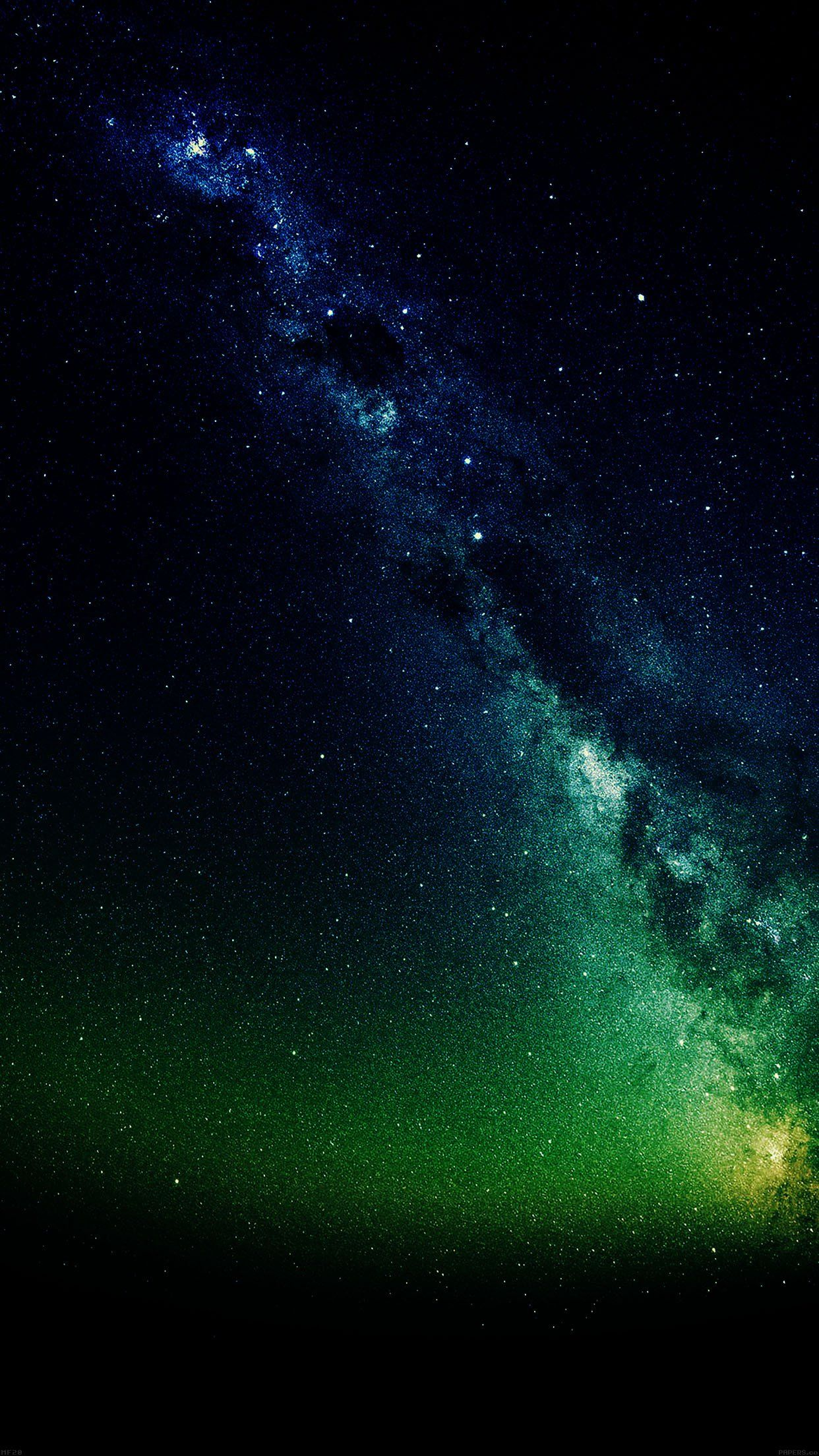 Deep Blue Space Iphone 5 Wallpaper Ipod Wallpaper Hd Free