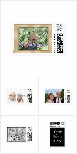 STAMPS SALE $5.00 OFF each sheet of Official Personalize Postage Stamps USPS and 20% - 70% OFF Sitewide Sale Code: ZSEASONSENDS Ends 12-08-2016 11:59 PM PST: Personalized STAMPS USPS. Create Your Own Photo Stamps. CLICK HERE: http://www.zazzle.com/collections/personalized_stamps_usps-119590923040763063 Call Zazzle Designer Linda for HELP and CHANGES: 239-949-9090