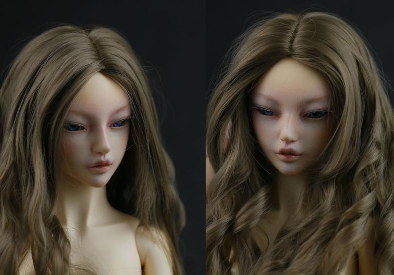 Modoll original design 13 size bjd doll head mody etsy