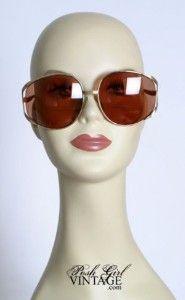 1970's Christian Dior Vintage Sunglasses Frames