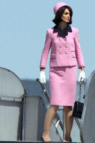 Jackie Kennedy Costume: Jackie Kennedy Bajando De Un Avion