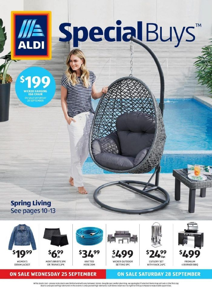 Aldi Catalogue Special Buys 23 29 Oct 2019 (With images