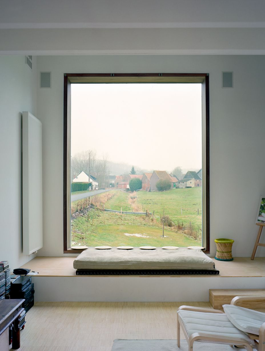 Q WINDOW Architects - Family house, Frasnes-lez-Anvaing Photos (C)  Dieuwertje Komen.