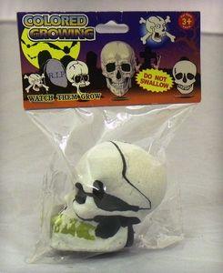 Skull Head Grow Jumbo