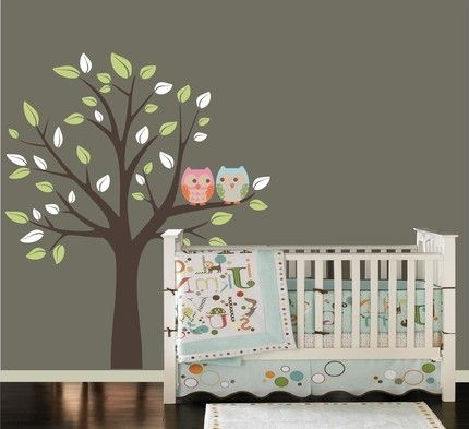 Baby Room Owl Themed With Cute Designs Ideas And Photos Of