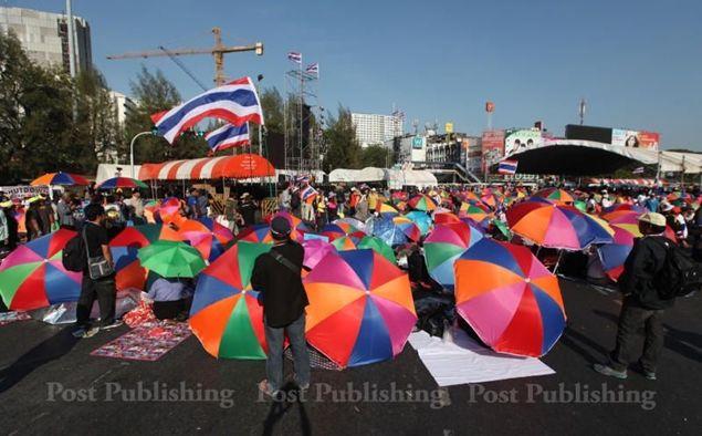 Bangkok shutdown could be prolonged | Bangkok Post: learning