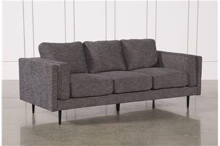 Apartments · Aquarius Dark Grey Sofa
