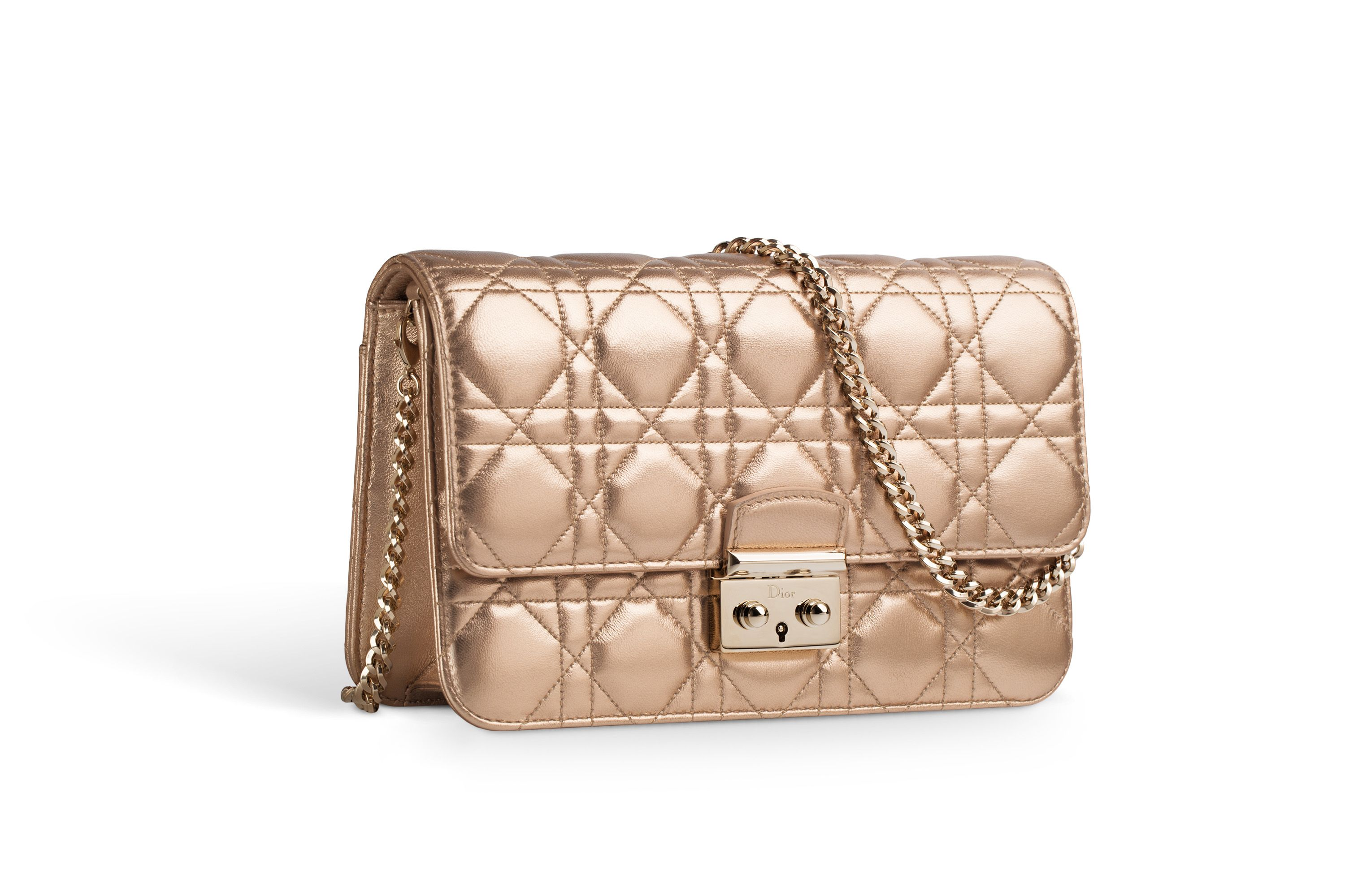 a0e0424299 Christian Dior Clutches Lambskin Chain Elegant Style Clutches 3 ...