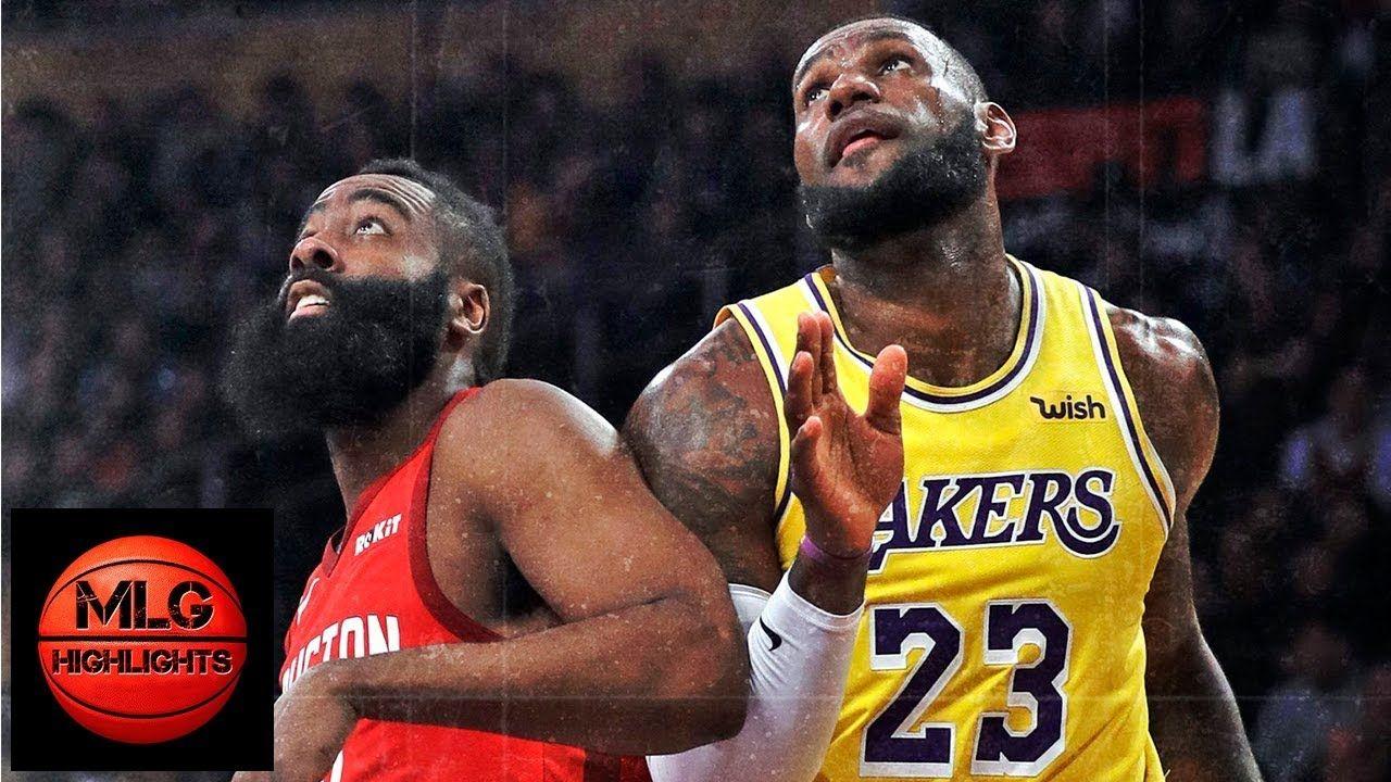 Los Angeles Lakers Vs Houston Rockets Full Game Highlights Feb 21 201 Lakers Vs Houston Rockets Los Angeles Lakers