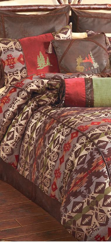 Best Rustic Bedding Sets For 2020 With Images Rustic 640 x 480
