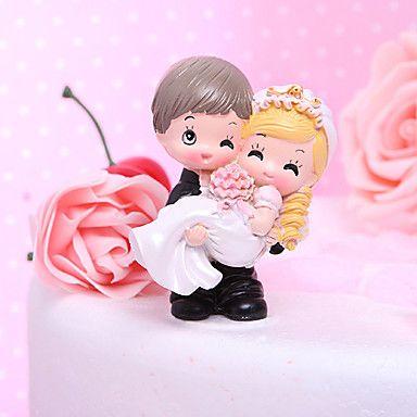 """Dolce momento"" wedding cake topper – EUR € 5.77"