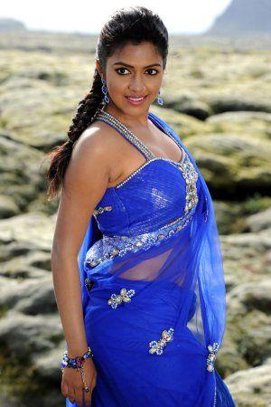 paul hot saree Amala