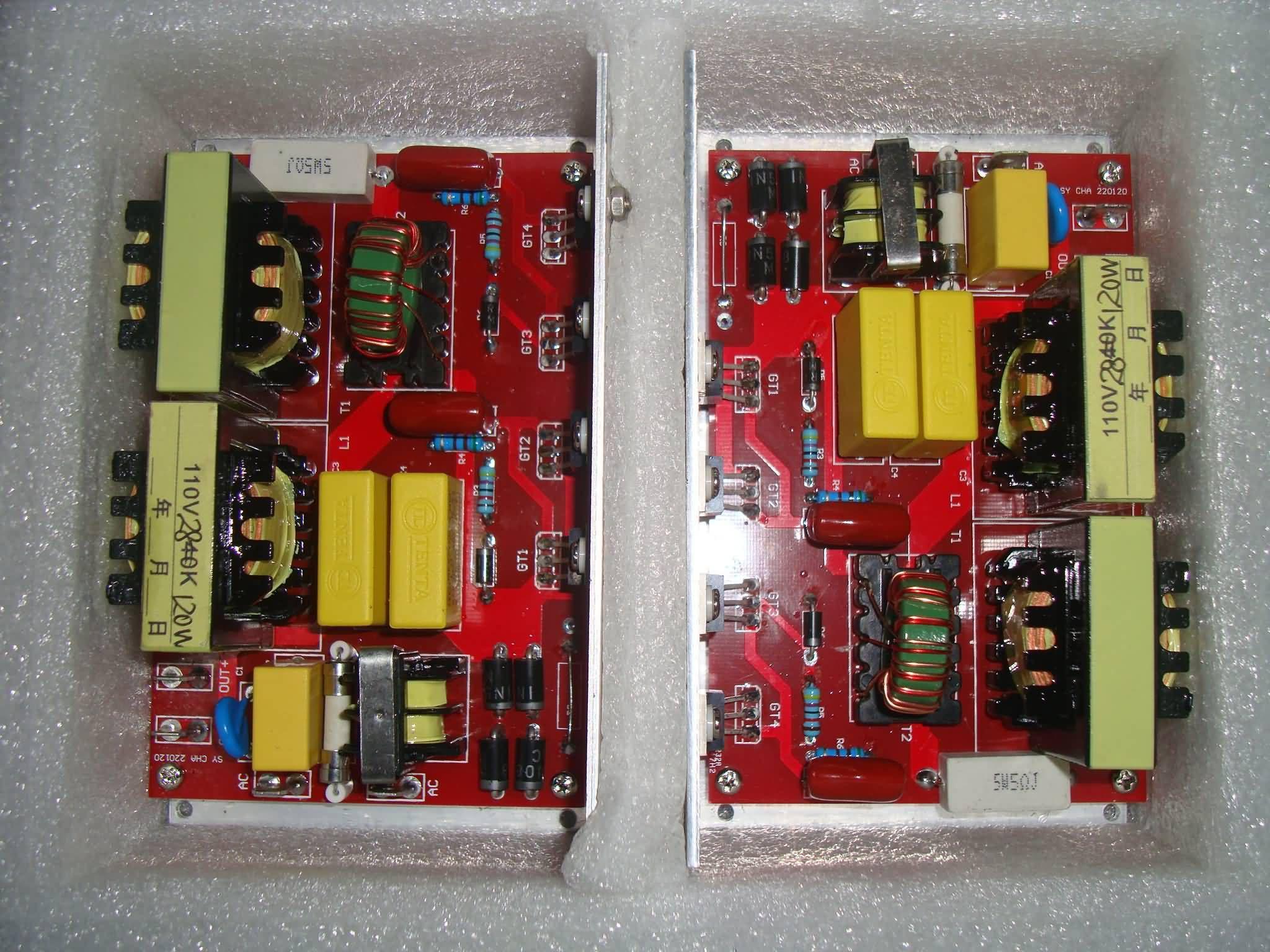 Http Bjultrasoniccom 100w 110v Ultrasonic Pcb Generator Generators Circuit