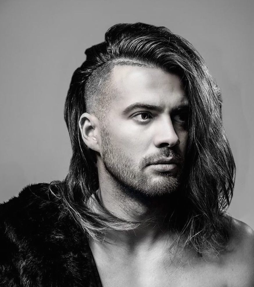 20 Long Hairstyles For Men http://www.menshairstyletrends.com/20-long-hairstyles-for-men/