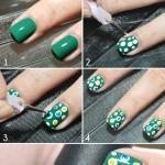 22 tutoriales fáciles de uñas – Tutoriales de decoración de uñas – Diseños bonitos  – Peinados facile