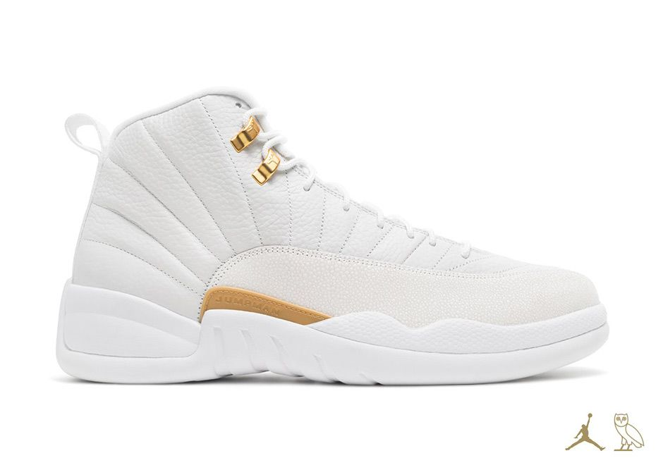 cheap for discount 44122 48a6e OVO Air Jordan 12 White Release Date | cakes | Air jordans ...