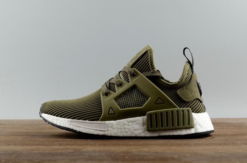 d718ab4eec5d Authentic Adidas Originals NMD XR1 PK Olive Green Real Boost S32217 Sport  Shoes  36-39